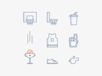 Alley-Oops I Did It Again Icon Set