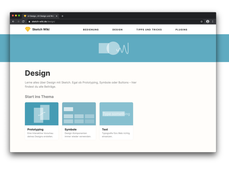 Category Page for Sketch Wiki blog sketch css html sketch wiki category page flexbox