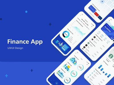 Finance mobile UX bank ios finance app bank finance ux internaction design ios app mobile app ui