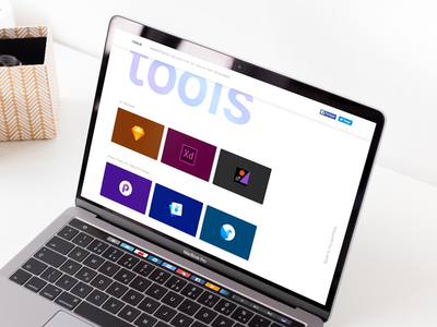 Tools - Handpicked collection of tools for designers tools designers design ux ui side project web
