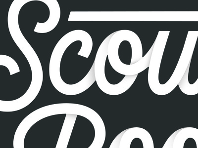 Shaded, Monoline. dimensional shaded monoline chunky retro logotype lettering typography