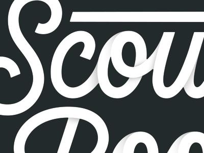 Shaded, Monoline. dimensional shaded monoline chunky retro logotype lettering typography