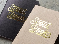 Scout Books, Logotype