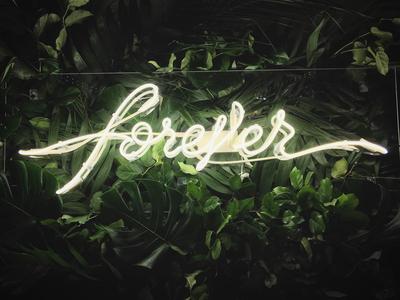Forever, Neon.