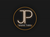 Logo for JP Personal Training.