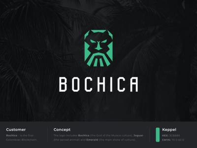 Bochica logo concept