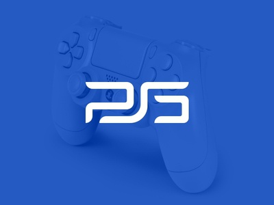 PS5 Sony PlayStation 5 Logo redesign concept