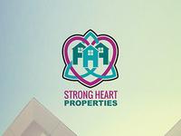 Strong Heart Logo Design