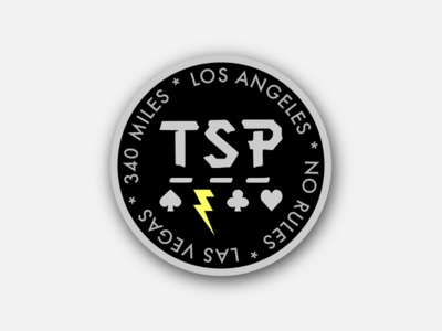 The Speed Project Race Day Patch