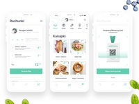 Ślimak App - Screens - FoodApp