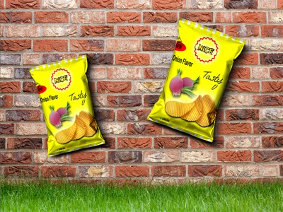 Potato product packaging