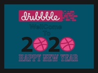 Dribbble New Year