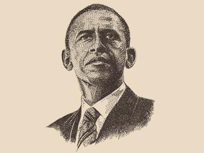 Barack Obama commission open commission portrait art barmalisirtb people figure politic usa president obama barack obama
