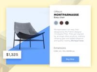 Montparnasse Checkout