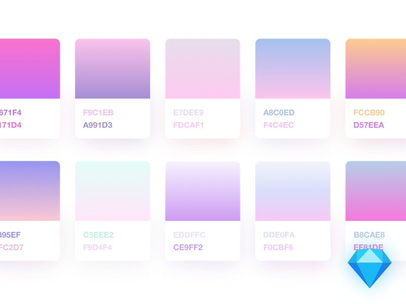 Download Gradients.Sketch Freebie