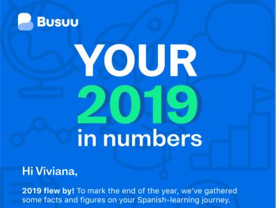 EOY campaign 2019 branding design illustration marketing design marketing email design email