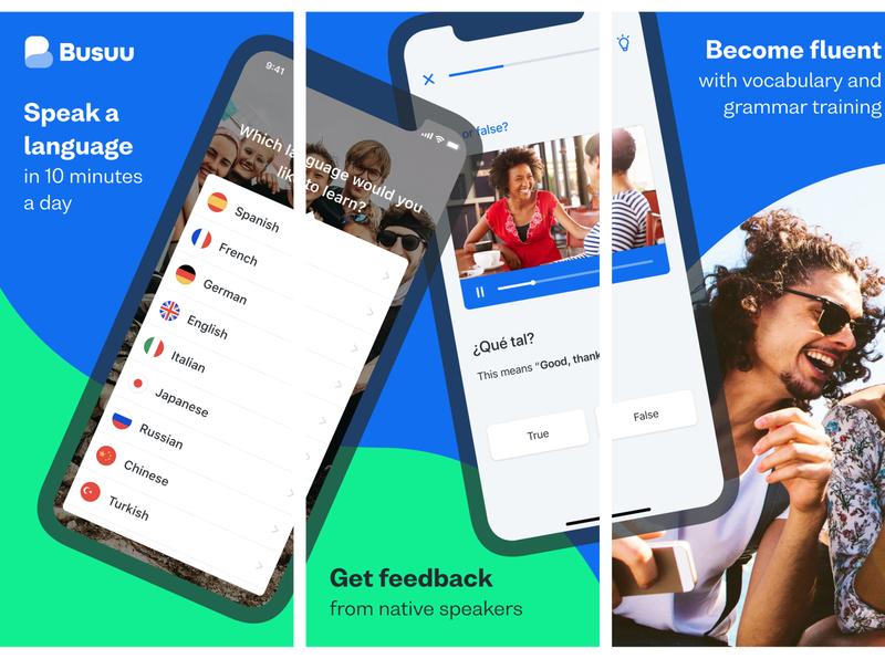 App screens designs for iOS marketing design aso marketing design branding