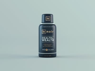 Product Design for Noir Wellness brandidentity brand productdesign