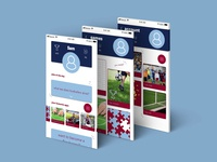 Childrens Football App