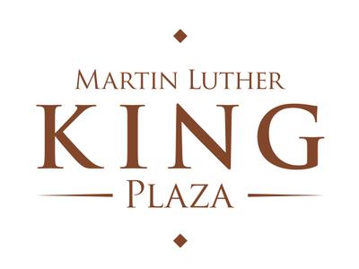 MLK Plaza logo