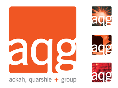 ackah, quarshie + group logo