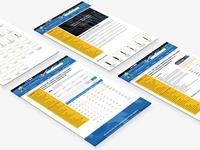 Custom Cable Corp Website design