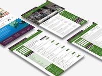 animal jobs website re-design