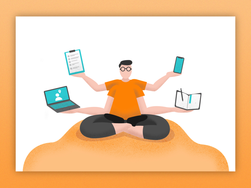 User Testing Illustrations ebook usertesting illustration design
