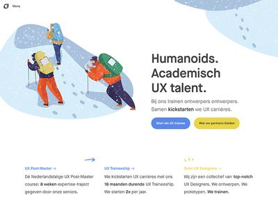 Humanoids Website