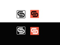 S or SS Logo Design
