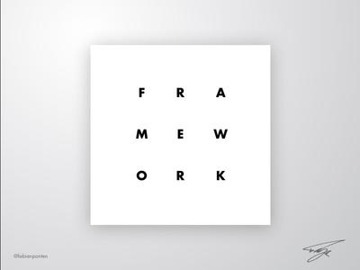 Architecture Logo Design   Framework (UI Design Sketch #03)