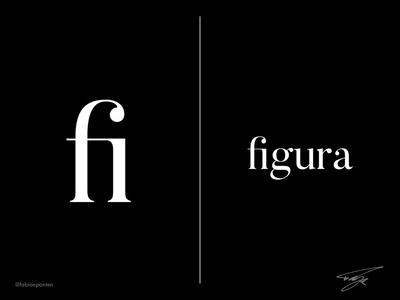 Agency Logo Design   Figura (UI Design in Sketch #04)