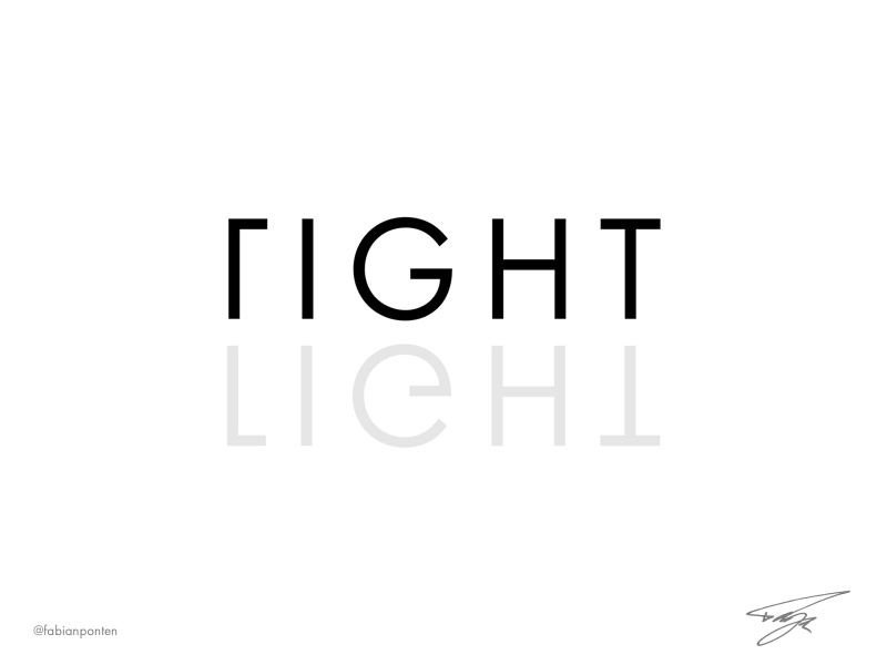 Lamp Store Logo Design   Right Light (UI Design in Sketch #09) logo logo design ui design ui design website design sketch sketch lamp store design lamp store logo design right light