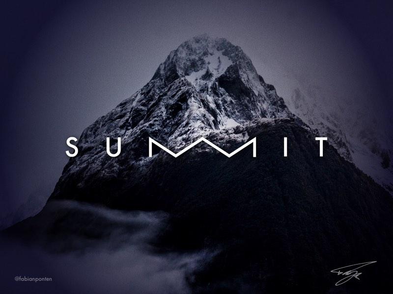 Seven Summits Logo Design | SUMMIT (UI Design in Sketch #10) summit mountain climb website design sketch mountain web design sketch climbing web design mountaineer website design web design design ui ui design