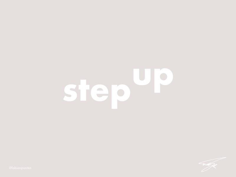 Shoe Store Logo Design   StepUp (UI Design in Sketch #12) shoe store logo design logo design shoes design shoe shop step up stepup ui design sketch sketch design ui design sketch
