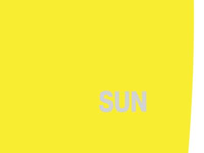Solar System Set - Sun