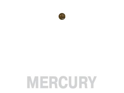 Mercury - Solar System Notebook Set