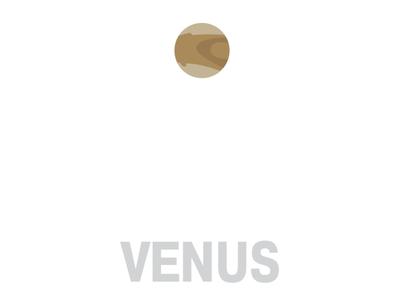 Venus - Solar System Notebook Set