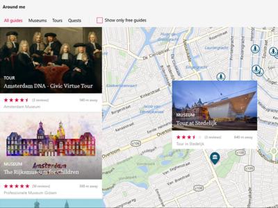 izi.TRAVEL app for Windows 10 (Explore on desktop)