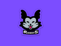 FLYING RODENTS - Logo