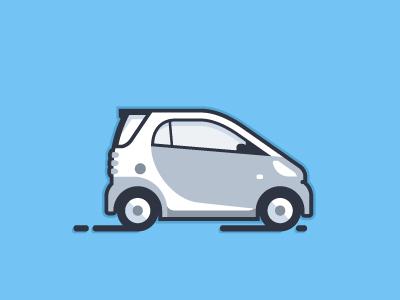 Dribble upload icon smart flat