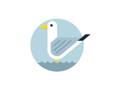 Icon - Gull