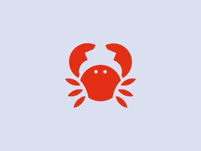 Icon Crayfish icon picto pictogram symbol minimal animal crayfish crab