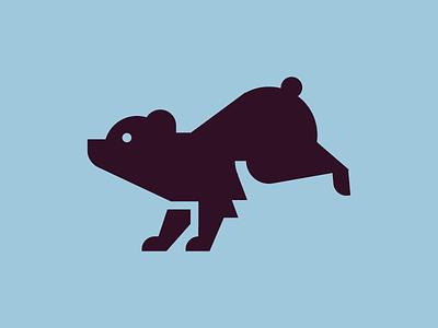 Bear. bear zoo animal illustration iconography icon design pictogram icondesign iconset icons icon