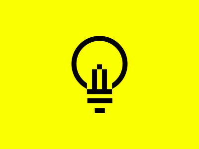 Light Bulb home automation smarthome lightbulb bulb light uidesign symbol iconography icon design pictogram icondesign iconset icons icon