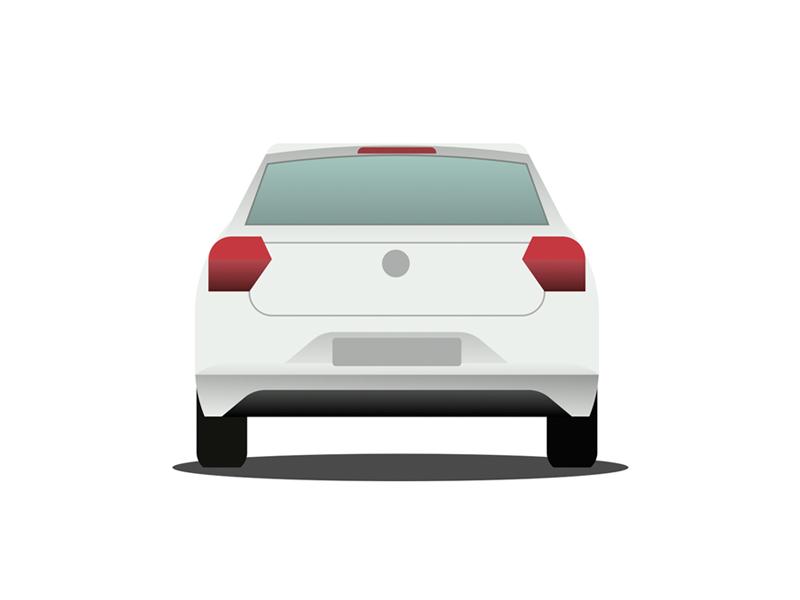 Volkswagen symbol iconography pictogram icon design icondesign iconset icons icon flat gradient vector illustration
