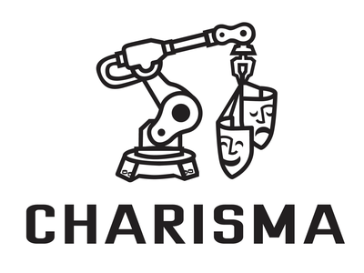 Charisma Logo1 typography vector branding ui design