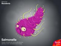 Sponge City: Salmonella