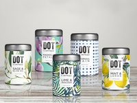 Dot Therapy Candle Collection