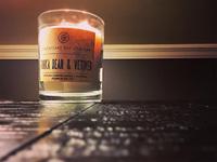 Chesapeake Bay Candle Label Design